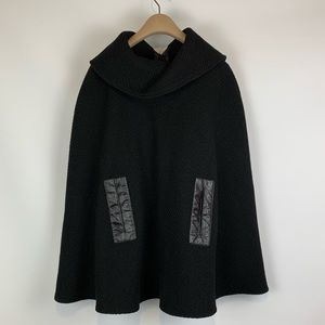 Mackage Jackets & Coats - Mackage braided wool cape